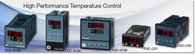 Temperature Control Single Loop High Performance
