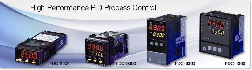 PID Process Control Single Loop High Performance