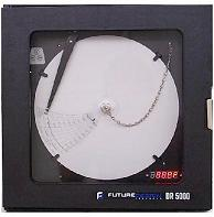 DR5000 Circular Chart Display option